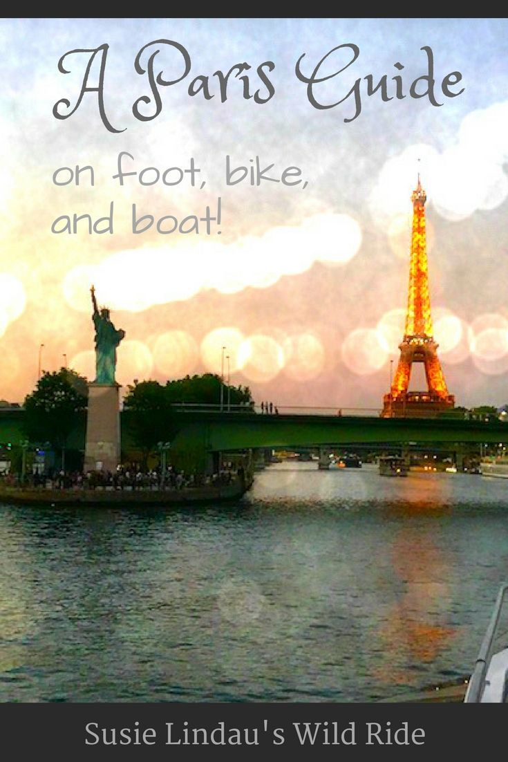 A Paris guide on foot, bike, and boat takes you on a photo journey of the best of this amazing city. From gardens and museums to a boat ride on the Seine and a bike tour! #Paris #France #Travel #Photography #Traveltips
