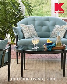 K-mart Outdoor Living living products and discount patio furniture