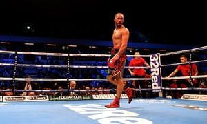James DeGale in no mood to retire after Caleb Truax defeat, insists Frank Warren