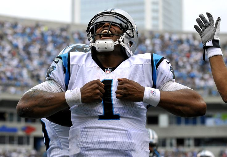 11/29/15: Six reasons why Cam Newton should be this year's MVP