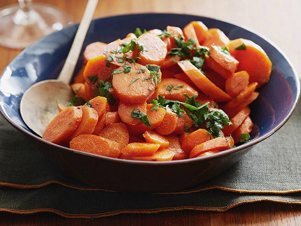 Glazed Carrots Recipe : Alton Brown : Food Network - FoodNetwork.com