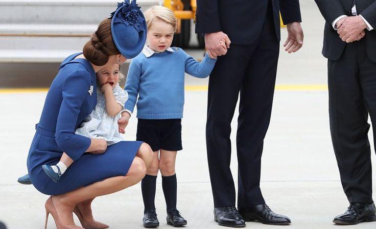 Waarom prins George altijd korte broeken draagt | Beau Monde