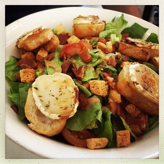 Salade Batignolles at O Batignolles