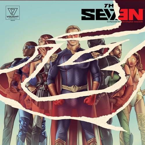 Original Soundtrack Vinyl Release From The Action Superhero Black Comedy Web Television Series The Boys Season 1 20 With Images Boy Music League Of Heroes The Originals