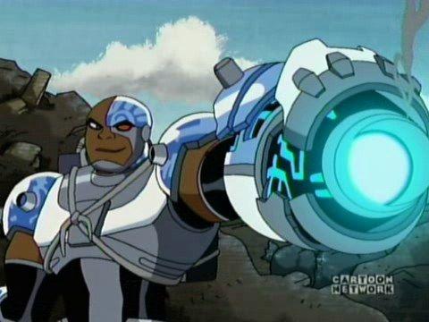 Cyborg - Teen Titans