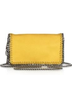 Yellow, yellow, yellow!! Stella McCartney bag