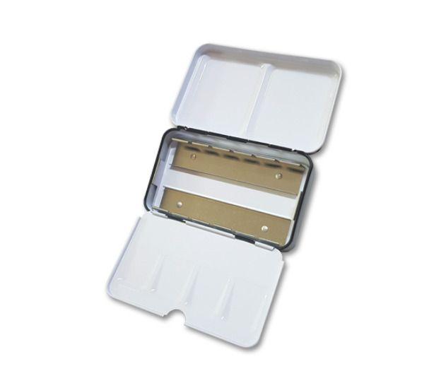 New Mungyo Empty Watercolor Tins Box Palette Paint Case 12 24 48