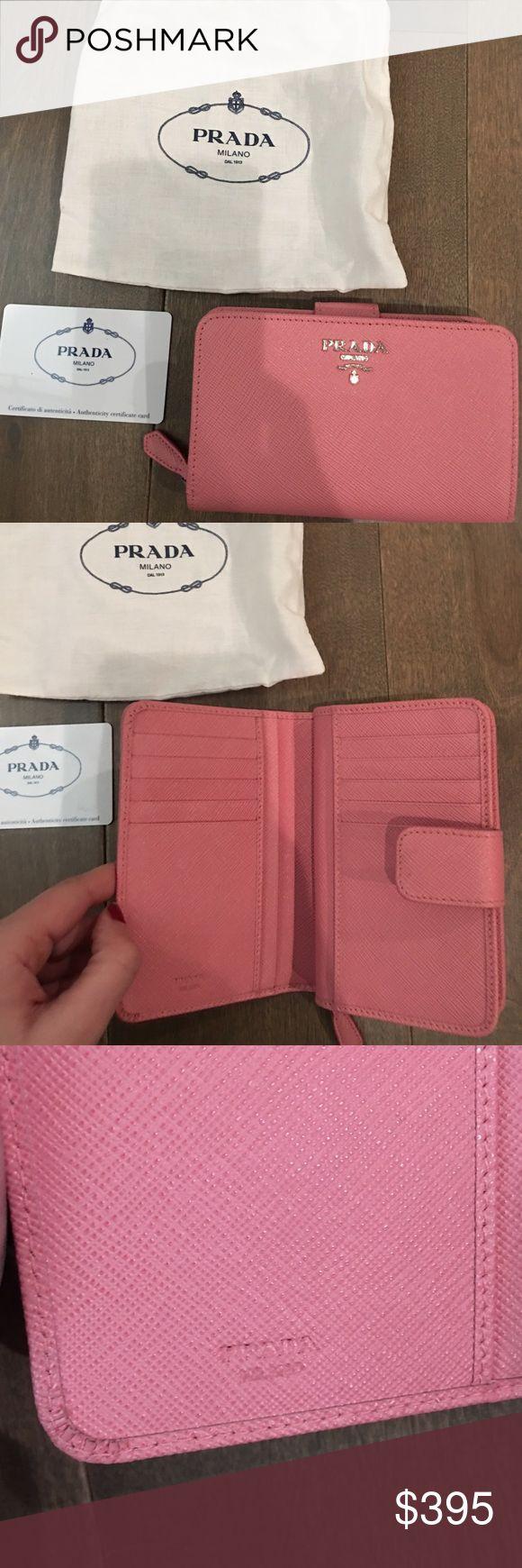 I just added this listing on Poshmark: Prada Wallet. #shopmycloset #poshmark #fashion #shopping #style #forsale #Prada #Handbags