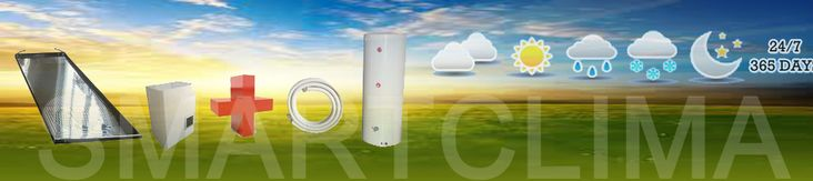 Thermodynamic Panel System - http://www.smartclima.com/thermodynamic-panel-system.htm