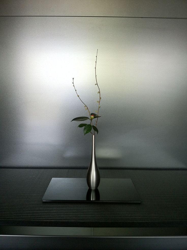 """Ikebana : (生け花, """"living flowers"""") is the Japanese art of flower arrangement, also known as kadō (華道, the """"way of flowers"""")."""