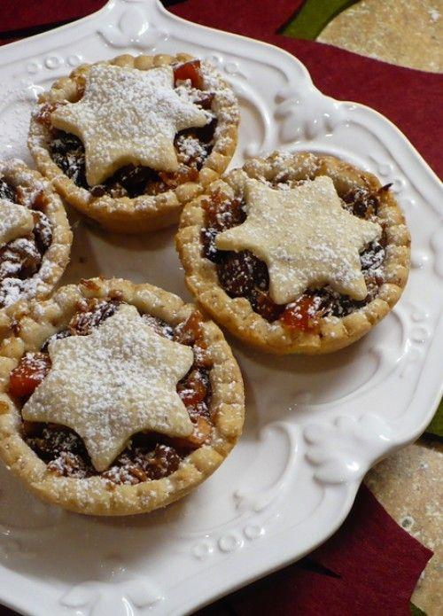 Gyümölcsös kosárkák - angol mince pie