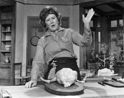 Inside Scoop SF » Photos: Julia Child with famous chefs through the years [Bonus Video]: Heads, Life, Inspiration, Julia Child Quotes, Children, Cooking, Julia Childs, People