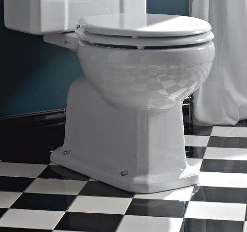 #Sbordoni #Neoclassica close coupled #toilet floor drain 5177 | on #bathroom39.com at 370 Euro/Stk. | #sanitary #bath #furniture #design