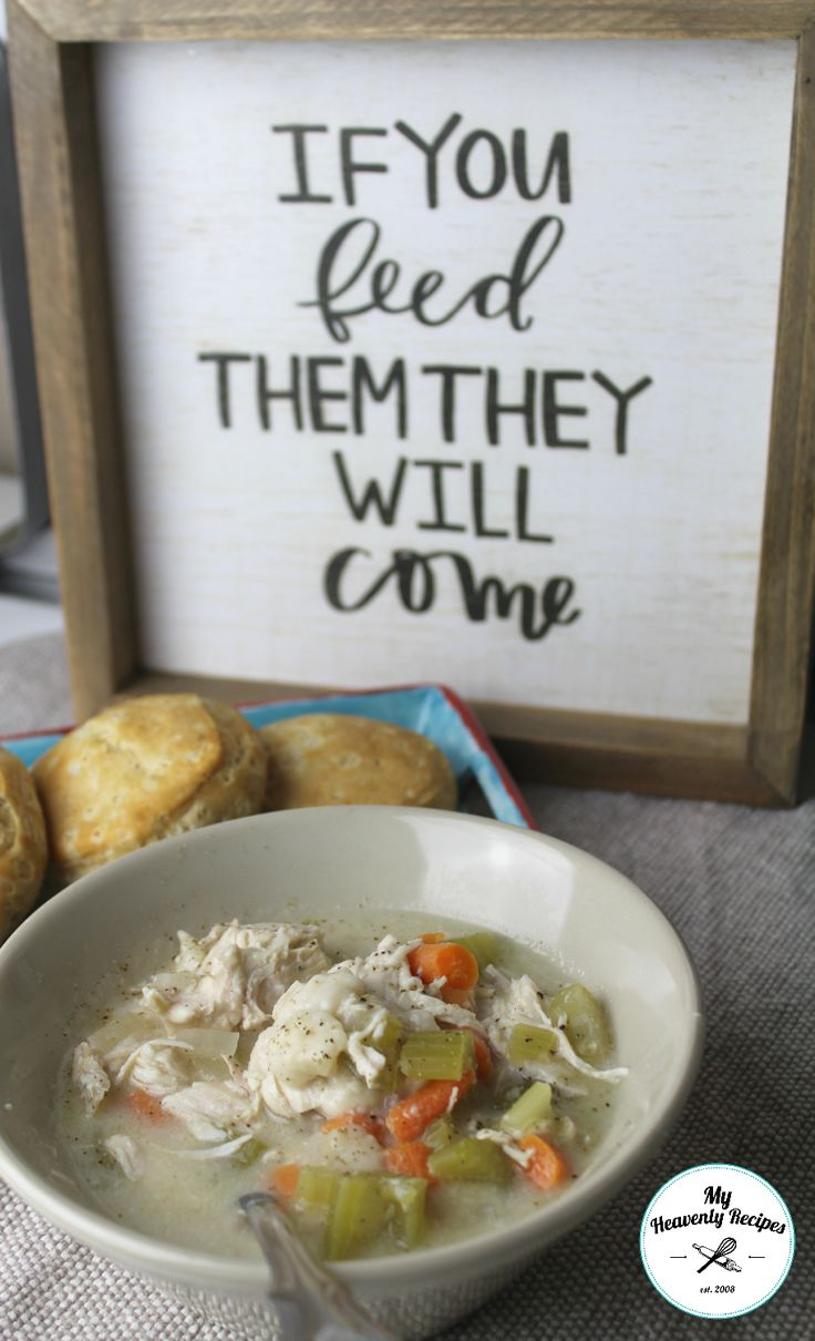 Have you ever wanted to make Chicken and Dumplings in the Crock Pot? Well, now you can with this comfort food recipe! I am having so much fun with my new sign that I found at Hobby Lobby! I originally bought it for my show at the Duke Energy Convention Center a few months ago...Read More »