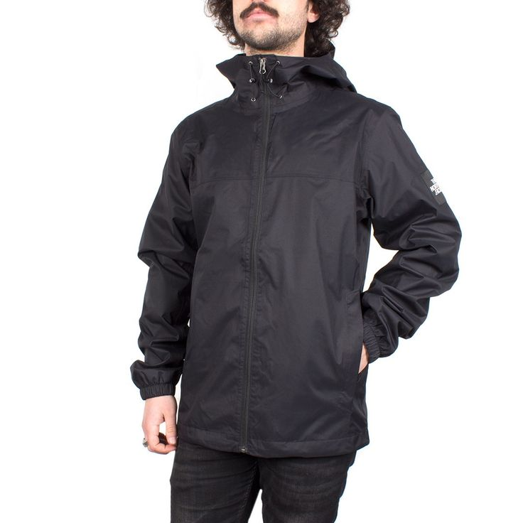 Giacca a vento uomo The North Face Mountain Quest Jac Tnf Black