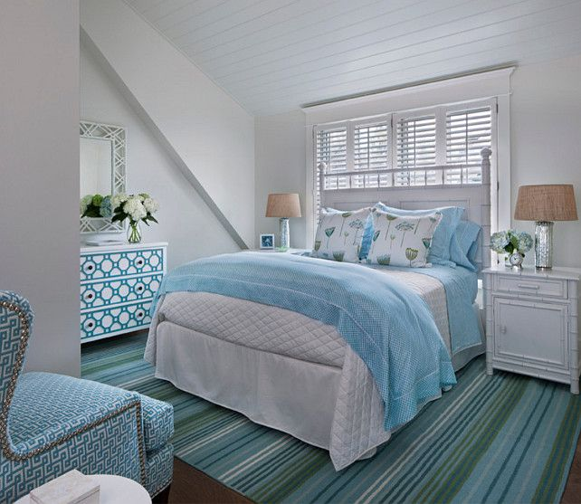 1000+ Ideas About Turquoise Bedrooms On Pinterest