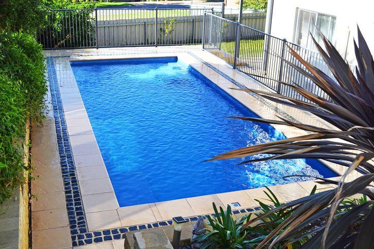 Narellan Pools Madeira Pool in Bermuda Blue #NarellanPoolsInspiration