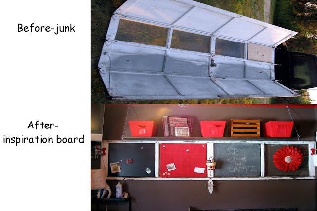 old garage door ideas 1