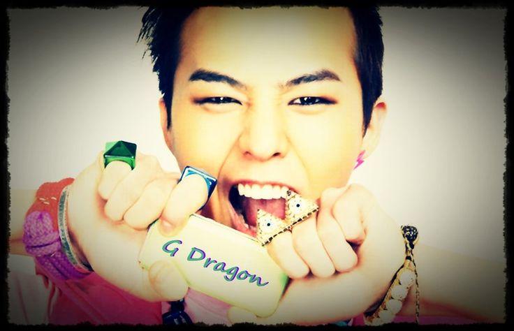 G Dragon  | Filebook: G-Dragon 101 – All About G-Dragon