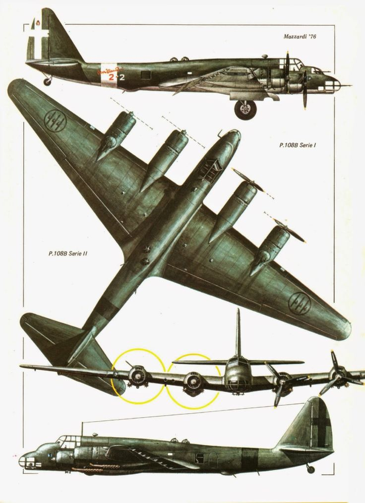 Italian Aircraft of WWII