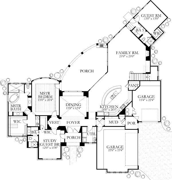 150 best Coastal House Plans images on Pinterest | House floor ...
