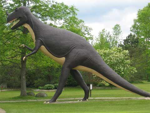 A Day Trip To Prehistoric World To See Dinosaurs   West Island Kids   WestIslandKids.com