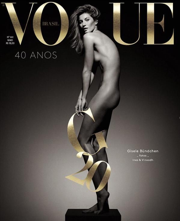 Gisele Bündchen celebrates her 20 years career in latest Vogue Brasil 40th anniversary issue! #nooagency #vogue #voguebrazil #moda #paris #3dmodel #3dmodelling #modelling #fashion #fashiondesign #photography