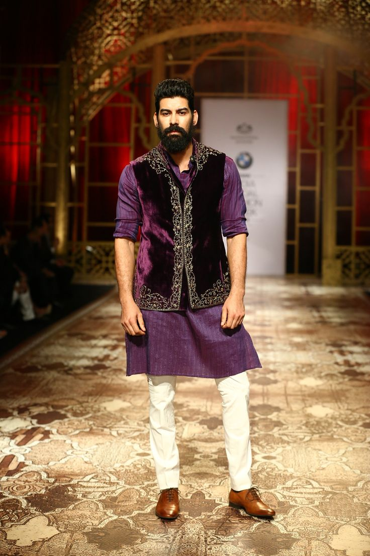 Indian Fashion | Raghavendra Rathores | BMW India Bridal Fashion Week 2014 | Groom Wear | Indian Wedding