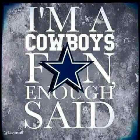 Dallas  Cowboys  Fan                                                                                                                                                                                 More