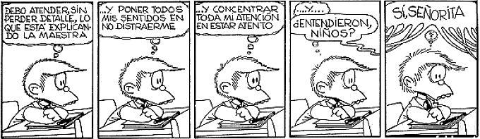 Mafalda. © Quino