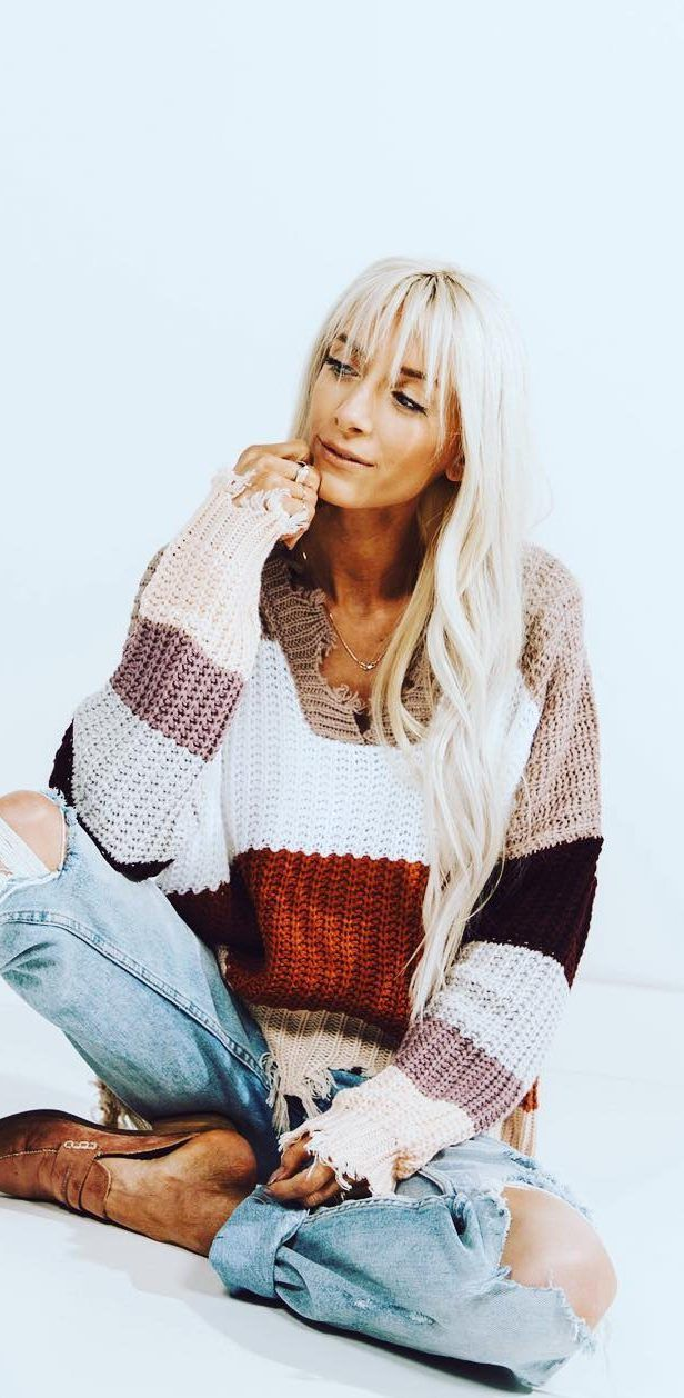 30 Free Crochet Sweater Patterns Together For You Style