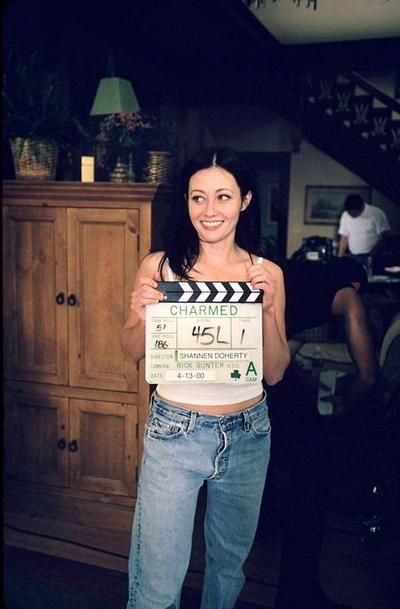 "Prudence ""Prue"" Halliwell / Shannen Doherty in Charmed"