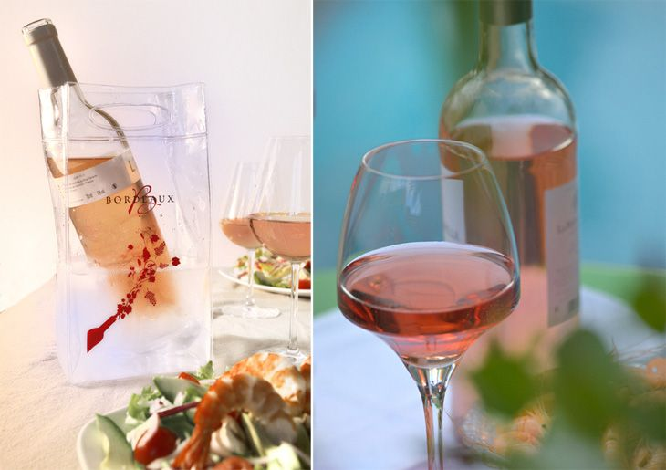 Bordeaux Rosé (concours inside) - L'autruche Nantaise - Blog mode, beauté, humeurs et lifestyle 100% bons plans.