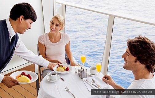 Romantic Cruise Holiday