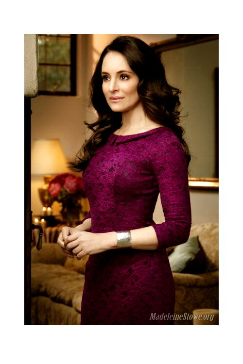 Madeleine Stowe..absolutely flawless