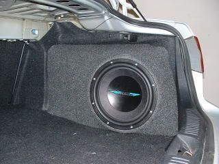 Fiberglass subwoofer box - a tutorial