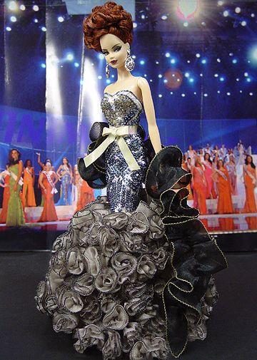 Miss Massachusetts 2007 – inspiración de la diseñadora libanés Otoño-invierno 2007-2008