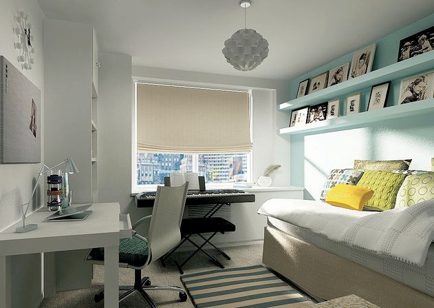 greensboro nc interior designers - Small Guest Bedroom Office Ideas Home office can multi function ...