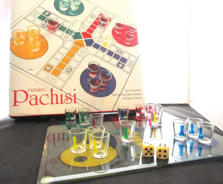 Pachisi Drinking Set Game with Shot Glasses in Home & Garden, Parties, Occasions, Games | eBay  Available at : ADRL ebay Store - http://stores.ebay.com.au/ADRL-Store