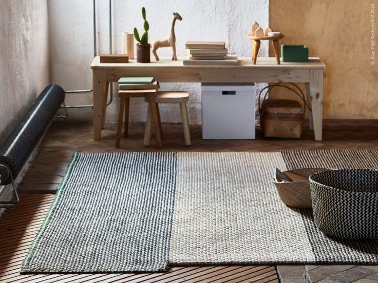 Nyhet! Mattor med personlighet | IKEA Livet Hemma – inspirerande inredning för hemmet