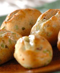 枝豆チーズパンのレシピ・作り方 - 簡単プロの料理レシピ | E・レシピ
