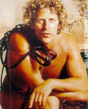Alby Mangels: Aussie adventurer and documentary film-maker known for World Safari films #140travellers