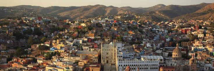 Touring Guanajuato : TravelAge West My great grandfather is from here.