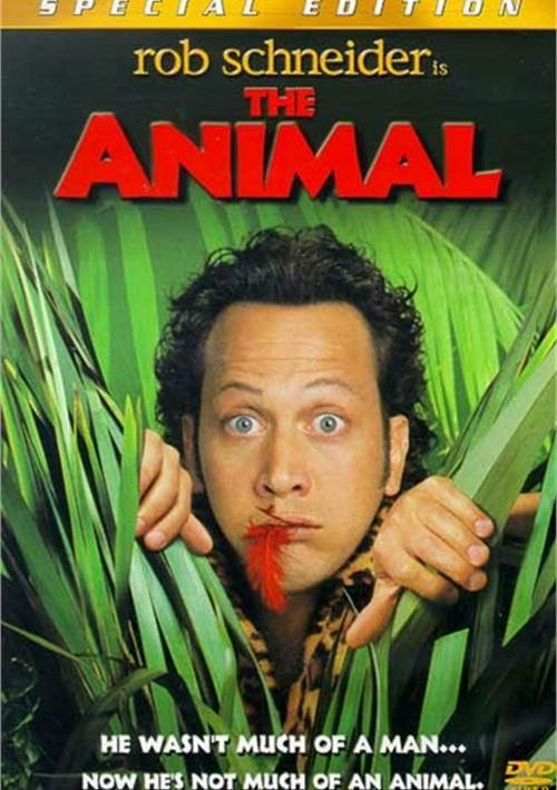 The Animal (2001) - Rob Schneider DVD