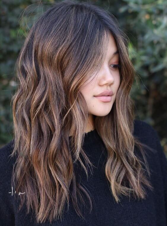 Haircut Styles For Long Thin Hair: 60 Ways To Wear Layered Hair In 2019