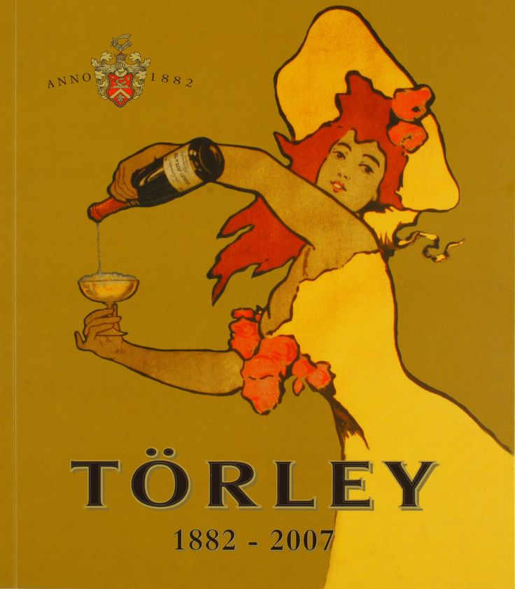 MKVM -- Hungarian Museum of Trade and Tourism - Champagne Celebration The Törley Champagne Cellars are 125 years old