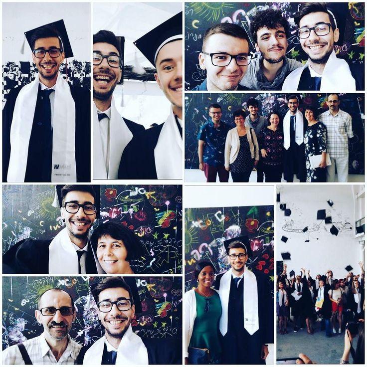 Graduation  #graduation #happy #day #fun #family #friends #collage #student #finish #finished #university #arts #design #vsco #vscocam #instapic #vs #vscogood #vscocamphotos #oneplusx #phone #instago #instagood #instacollage #people #romania #timisoara #great #day