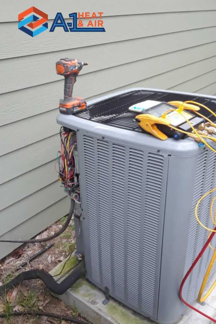 Pin by A1 Heat & Air Conditioning on All About HVAC
