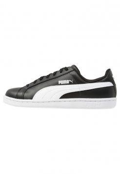 Puma - SMASH L - Sneakers basse - black-white