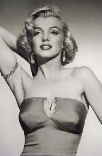 Marilyn Monroe inHow to Marry a Millionaire